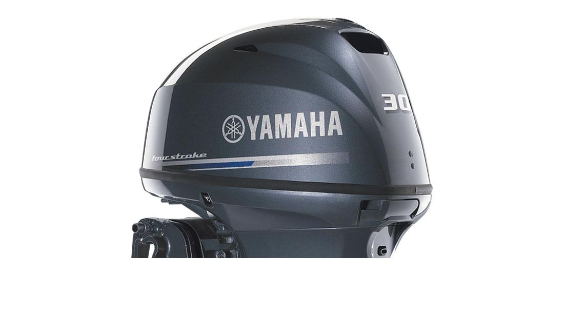 YAMAHA OUTBOARD ENGINES - ALESTA MARINE PARASAILING BOATS